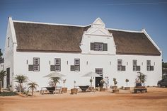 Groote Post is a historic century farm on the Cape West Coast, South Africa, where winemaking traditions have been revived by the Pentz family. West Coast, 18th Century, South Africa, Cape, Bucket, Traditional, Mansions, House Styles, Mantle