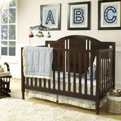 Dorel Living 4-in-1 Convertible Crib