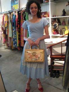 Combina la ropa vintage para ir a la moda (Foto 42/46) | Ella Hoy