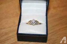 Diamond ring - $250 (Menasha)
