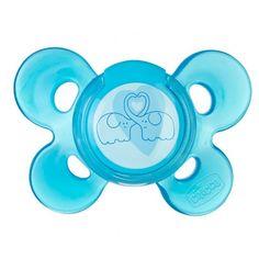 Chupete Physio Comfort de silicona Chicco 4m #chicco #baby #pacifier #chupete #bebé #niño #kids #children #biberon #feedingbottle