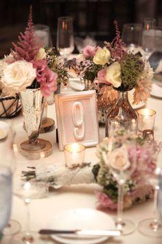 table centerpieces
