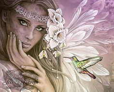 jessica galbreth angels   Museum quality fine art prints in a choice of standard sizes. Sizes ...