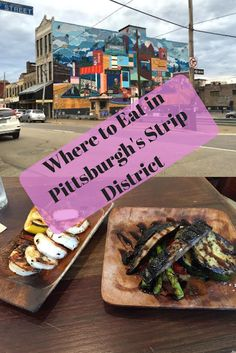 Where to eat in Pittsburgh's Strip District including family friendly finds. Pittsburgh Attractions, Pittsburgh Food, Pittsburgh Restaurants, Visit Pittsburgh, Pittsburgh Skyline, Fun Places To Go, Best Places To Eat, Pittsburgh Strip District, Pittsburg Pa