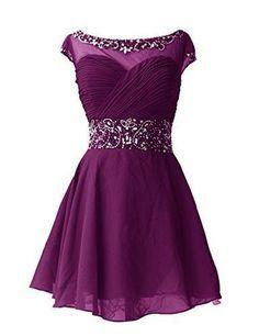 Short homecoming dress S043