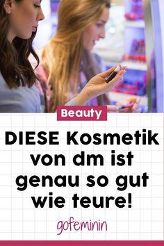 Aufgepasst: DIESE dm-Produkte sind genauso gut wie teure Kosmetik! #dm #dmprodukte