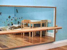 espejo habitacion niños