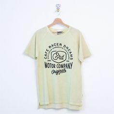 Tshirt Motor Company - CRD Motorcycles