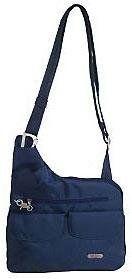 Travelon Anti-Theft Cross Body Bag Navy: Clothing