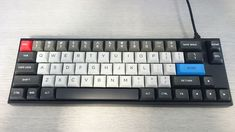 DSA Dolch and Granite on my FC660m - beautiful