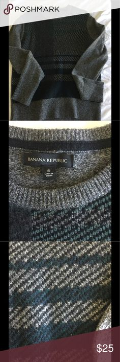 Luxury sweater for man Brand new , high quality, warm and nice Banana Republic Sweaters Crewneck