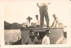 ferry boat - guaratuba-antes-do-ferry-boat-westerman-foto anos 1950 aprox jws.com.br