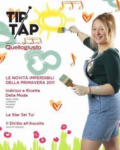 Quellogiusto magazine - TIP TAP 03