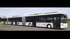"30 meter long ""Auto tram extra grand"" accommodate 256 passengers"