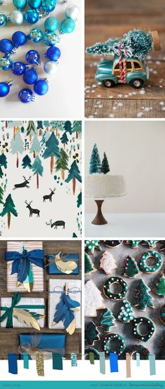 Look - Colour Christmas trends video