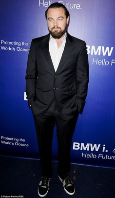 Leonardo DiCaprio. via MailOnline
