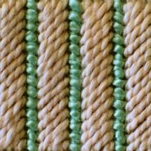 New to Needlepointing? Try These 56 Needlepoint Stitch Tutorials: Corduroy Stitch