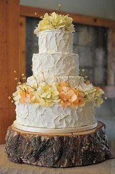 northwoods wedding perfection.