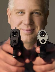 Glenn Beck Says Liberals Should Be Hunted Down Like Nazis (He's an alcoholic, substance abusing, conservative MORMON  by the way.)
