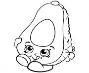Cute Avocado shopkins season 2 coloring pages printable and coloring book to print for free. Find more coloring pages online for kids and adults of Cute Avocado shopkins season 2 coloring pages to print. Shopkins Coloring Pages Free Printable, Shopkin Coloring Pages, Fruit Coloring Pages, Coloring Pages For Girls, Cute Coloring Pages, Cartoon Coloring Pages, Coloring Pages To Print, Coloring Sheets, Coloring Books