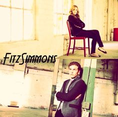 Leo Fitz and Jemma Simmons   Agents of S.H.I.E.L.D #FitzSimmons