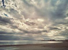 On instagram by enrique.naldini #landscape #contratahotel (o) http://ift.tt/1nb02VT #atardecer #sunset #naturaleza #sol #playa #cielo #paisaje #nature #relax #summer #spain #beautiful #colores #nubes #mar #puestadesol #tarde #paisajes #arena #paz