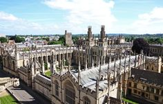 Université d'Oxford, Angleterre
