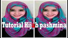 Tutorial Hijab cara hijab pashmina