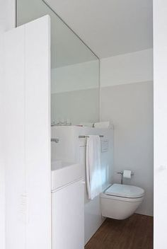 piccolo bagno bianco