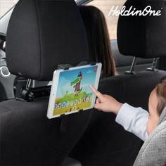 Soporte Universal de Tablet para Coches HoldinOne