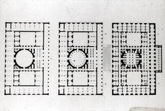 Karl Friedrich Schinkel. Altes museum. Berlin. 1824-28 #architecture