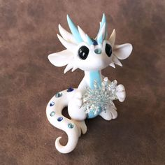 Snowflake-Dragon-Sculpture