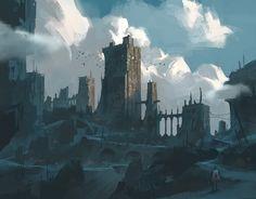 castle by Lee b