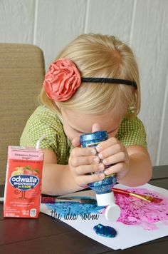 Encouraging Creativity with your Kids