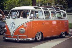 23 Window VW Bus