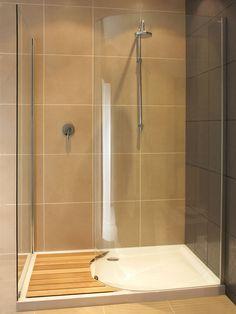 Small Bath Remodel Diy Walk In Shower 27 Ideas Diy Bathroom, Trendy Bathroom, New Bathroom Ideas, Bathroom Shower Bases, Amazing Bathrooms, Shower Systems, Small Remodel, Big Shower, Small Bathroom Remodel