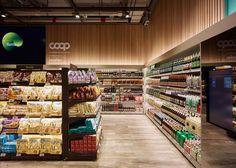 Supermercato del Futuro | Area-17 Architecture and Interiors