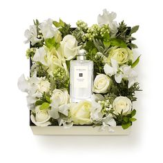 The perfect gift. Jo Malone London Mother's Day Exclusive Floral Boxes, £125 #MothersDay #JoMalone #perfume