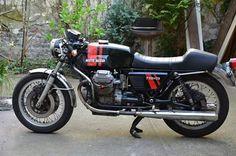 Moto Guzzi 750 S3 MY PIC!!! Don't steal pics!