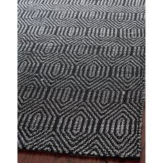 Safavieh Hand-woven South Hampton Black Rug (6' x 9') $172 good reviews