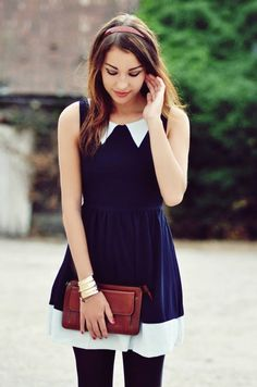 Cute classic outfit