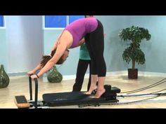 Day 9 Elephant in High Heels Total Gym Workouts, Pilates Workout Routine, Pilates Reformer Exercises, At Home Workouts, Pilates Yoga, Aeropilates Reformer, Health And Wellness, Health Fitness, Pilates At Home