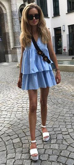 beautiful+summer+outfit #omgoutfitideas #outfitoftheday #trending