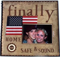 Reminisce Military Collection Cardstock stickers Military Phrase