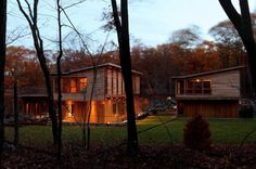 Hudson Valley Country House | Fractal Construction LLC | Arch Daily