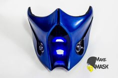 Mask Sub-zero Mortal kombat for Cosplay Mortal Kombat Mask, Sub Zero Mortal Kombat, Cosplay Armor, Cosplay Costumes, Full Face Mask, Face Masks, Kawaii Shoes, Cool Masks, Mask Design