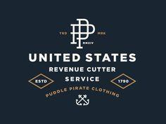 U.S. Revenue Cutter Service // By Steve Wolf