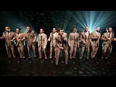 """One of my fav. groups, Straight No Chaser singing, """"Tainted Love"""" #swoon  Straight No Chaser: http://www.sncmusic.com/"""