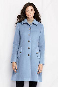 Jones New York Classic Wool-Blend Maxi Walker Coat - Coat Specials ...
