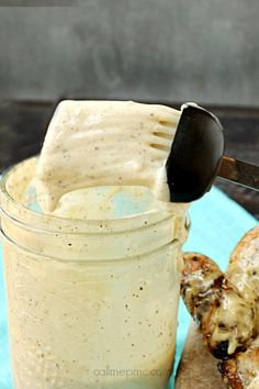 White BBQ Sauce for grilling barbecue chicken marinade dip